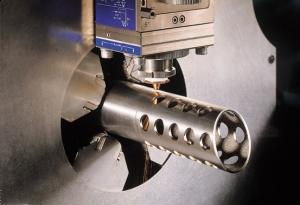 Tube Laser Cutting Holes