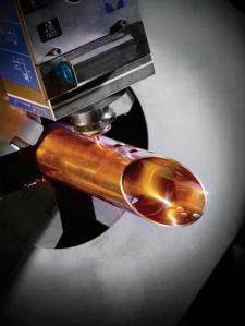 Laser Cutting Copper Tube